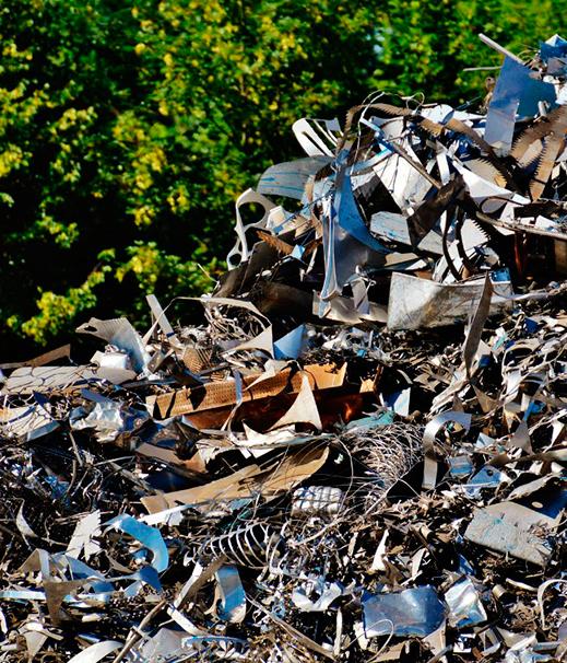 servicio gestión de residuos rinacón